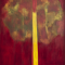 Yellow tree in my heart OIL in Canvas 1,220mmx920mm 1998