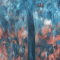 Blue tree In my heart OIL in Canvas 1,220mmx1,520mm -
